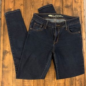 Old Navy Rockstar Women's Jeans Mid Rise Size 4R